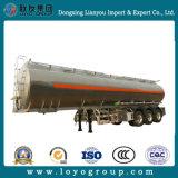 Rimorchio di alluminio 40m3 del camion di rimorchio del serbatoio di combustibile della Cina