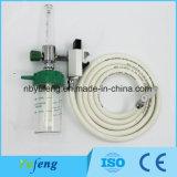 Yf-Dt05c caudalímetro oxígeno para el transporte ferroviario con adaptador rápido tipo Ohmeda