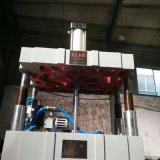 Thermoformer/のPS/Pet/PVCのフィルムのためのプラスチックふたのThermoforming機械はボップを踊る
