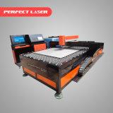 Machine de découpage de laser en métal de la commande numérique par ordinateur YAG d'acier inoxydable