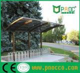 Multipurpose voile hangars de stationnement couvert en polycarbonate (206CPT)