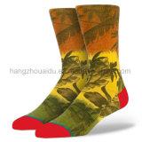 Retro fantastische Mann-Socke des Patten-200n