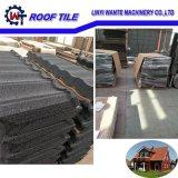 1340*420mmの石のヨーロッパ人の上塗を施してある金属の屋根の鉄片