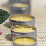 Zitronengras-Kerze für Anti-Moskito im Metallkasten