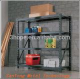 Crémaillère matérielle d'entrepôt en métal