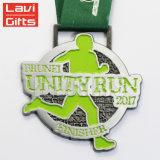 Дешевые подгонянные выгравированные логосом пробелы медальона встреч спорта металла для сбывания медали