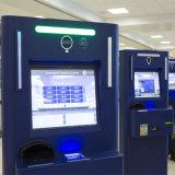 Auto projetado 17 Polegadas quiosque de pagamento de Cobrança Automática para Utilização no Interior