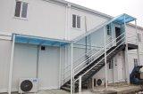 Modulare Behälter-Fabrik-vorfabriziertes Haus