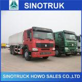 Cnhtc Sinotruk 6X4 10 짐수레꾼 HOWO 연료 탱크 트럭