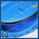 Vleugelklep van de Flens van de Compensatie van Didtek de Drievoudige Elektrische