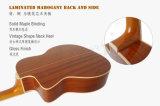 Usine prix bon marché Corps acajou tsigane pour la vente de guitare acoustique