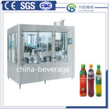 صغيرة عصير شراب حارّ يملأ ماء يعبر يجعل إنتاج آلة