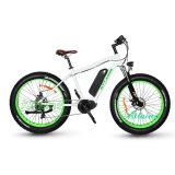 Fetter Gummireifen-elektrisches Fahrrad E-Fahrrad mit Cer En15194