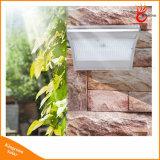 450 lúmen Jardim de segurança sem fio da luz solar lâmpada exterior com 4 em 1 modos de sensor de movimento do Radar