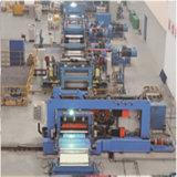 Roulis formant la bobine en acier pour l'usine