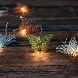 蝶形LEDの装飾的なライト(26-1F1719)