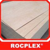 Encofrado de la madera contrachapada, madera contrachapada de Bintangor, madera contrachapada de la teca