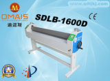 Sdlb-1600d einfaches Geschäfts-pneumatische und manuelle kalte Laminiermaschine-Maschine