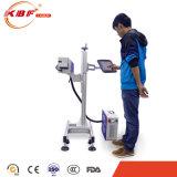 No máquina de grabado de cerámica del laser del cuero del CO2 del metal