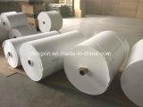 Separador de papel da bateria da isolação VRLA com algodão da fibra de vidro