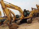 Excavatrice utilisée de KOMATSU 20t d'excavatrice de chenille de KOMATSU PC200-7