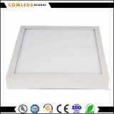24W 65lm/W quadratisches LED Panel Downlight für Balkon