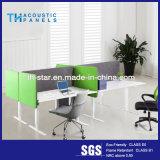 Высококачественных полиэфирных волокон декоративная акустическая панель для офисной мебели