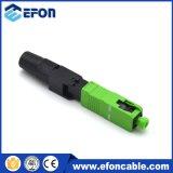 Sc/APC SC/PC Ffth 광섬유 빠른 Sc 연결관