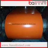 L'alta pellicola densa di anticorrosivo ha preverniciato la bobina d'acciaio galvanizzata (PPGI)