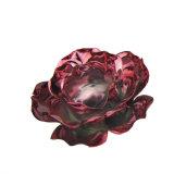 세라믹 꽃 (가정 훈장)가 다중 색깔에 의하여 전기도금을 한다