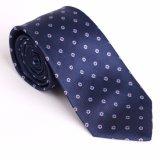 Nouveau design de qualité supérieure 100% soie. /Tissé de Polyester cravate (1209-2)