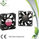 Motor axial del motor 60*60*15m m de la C.C. de Everflow del calor impermeable del ventilador del refrigerador de la C.C. para la estufa de madera