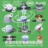 Termostato di Schioccare-Azione con il certificato di UL/TUV/CQC/RoHS