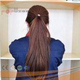 묶은 머리 연장 (PPG-l-0657)에 있는 클립에 본래대로 가득 차있는 표피