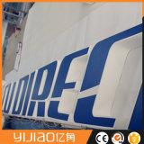 Muestras de acrílico puestas a contraluz LED iluminadas por encargo de las letras de canal de la fábrica profesional 3D