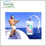 IPX 8 van de klasse de Waterdichte Mobiele Waterdichte Zak van de Telefoon voor het Kamperen
