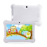 Faisceau de quarte de l'androïde 4.4 d'enfants d'Allwinner A33 tablette PC de 7 gosses de pouce pour le jeu de gosses