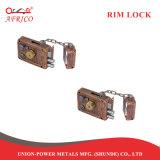 Fechadura da porta da cadeia de noite a trava de bloqueio da RIM com Cross Keys