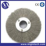 Roue de la Brosse brosse industrielle personnalisé pour l'Ébavurage polissage-100020 (WB)