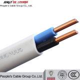 Fil isolé par PVC avec la tension évaluée jusqu'à 450/750V
