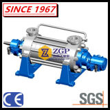 Horizontal High Lift Duplex Ss Cooling Water Industrial Chemical Multistage Pump