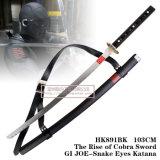 De stijging van het Joe-Onweer van Swordgi van de Cobra Schaduw Katana