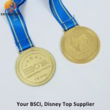 Освободите медали спорта металла прессформы с тесемкой