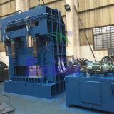 Grupo hidráulico 250 ton folhas cobre máquina de corte do Gantry