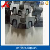OEM Hot Sale Crochets en acier inoxydable de moulage de chemin de fer de fonderie chinois Sleeper