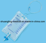 Cn102-Medical ökonomischer Entwässerung-Wegwerfbeutel
