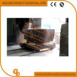 Type du portique GBLM-2500 machine de découpage de pierre pour le granit