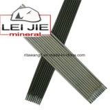 Électrode de soudure directe d'acier du carbone d'approvisionnement d'usine de la Chine