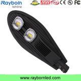 コブラの据え付け品ライトのための穂軸のBridgelux LEDの街灯150W