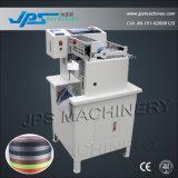 Jps-160 venda elástica, la banda, la correa, la cincha, máquina de corte de cinta